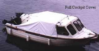 Alaska 500 Types Of Boat Cover Available