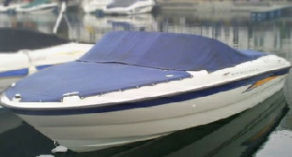 Bayliner 175 bowrider cover